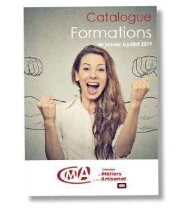 formation la CMA sort le grand jeu